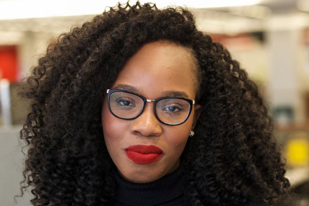 Ashley Okwuosa